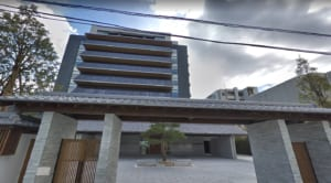 名古屋市東区 サービス付高齢者向け住宅 トラストグレイス白壁 外観